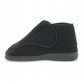 Befado femei pantofi pu orto 163D002 negru 3