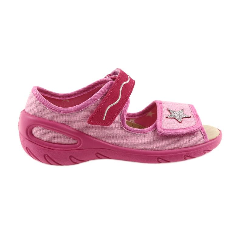Roz Pantofi de copii Befado pu 433X032 imagine 1