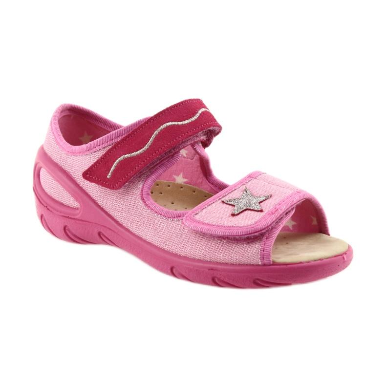 Roz Pantofi de copii Befado pu 433X032 imagine 2