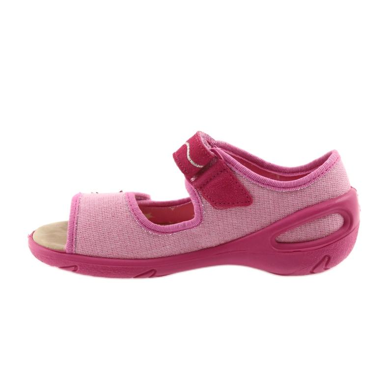 Roz Pantofi de copii Befado pu 433X032 imagine 3