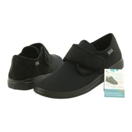 Befado pantofi pentru bărbați pu 131M003 negru 6