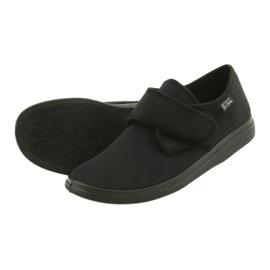 Befado pantofi pentru bărbați pu 131M003 negru 5