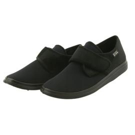 Befado pantofi pentru bărbați pu 131M003 negru 4
