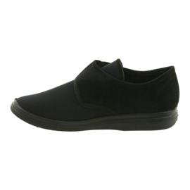Befado pantofi pentru bărbați pu 131M003 negru 3