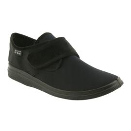 Befado pantofi pentru bărbați pu 131M003 negru 2