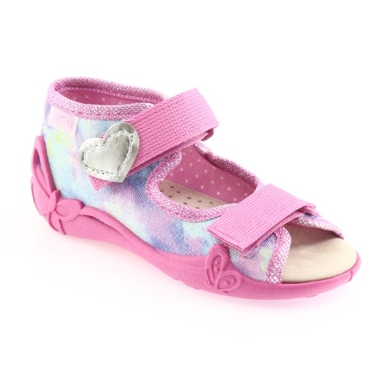 Pantofi de copii galbeni de la Befado 342P005 imagine 2