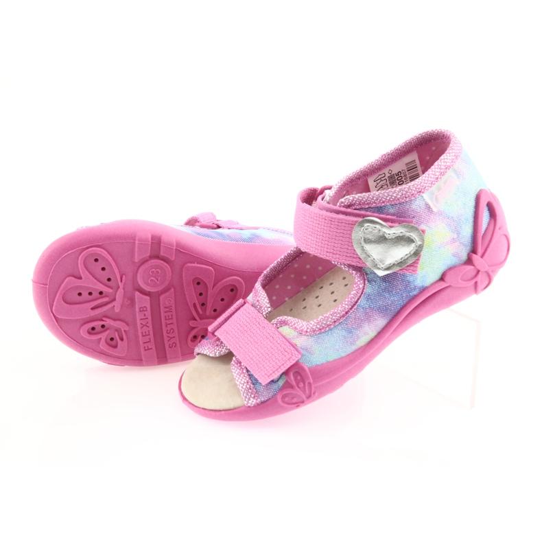 Pantofi de copii galbeni de la Befado 342P005 imagine 6