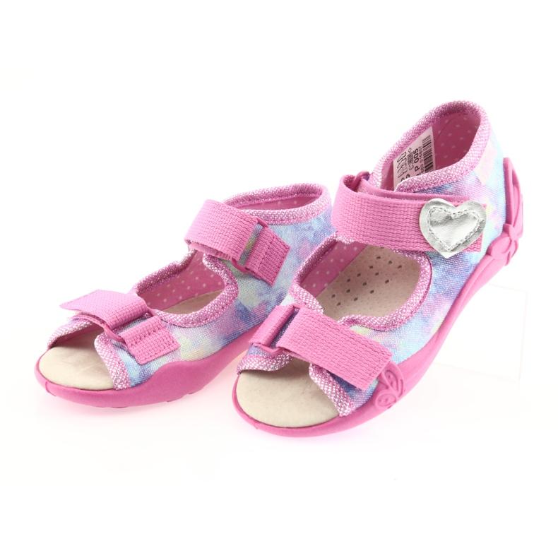 Pantofi de copii galbeni de la Befado 342P005 imagine 4
