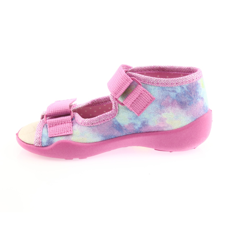 Pantofi de copii galbeni de la Befado 342P005 imagine 3