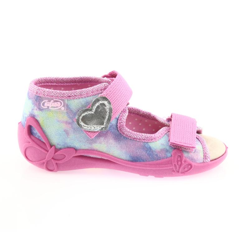 Pantofi de copii galbeni de la Befado 342P005 imagine 1