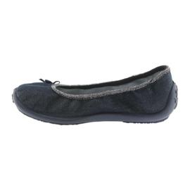 Încălțăminte pentru copii Befado 980Y096 gri albastru marin 2