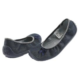 Încălțăminte pentru copii Befado 980Y096 gri albastru marin 4
