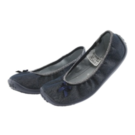 Încălțăminte pentru copii Befado 980Y096 gri albastru marin 3