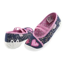 Încălțăminte pentru copii Befado 116X247 galben roz albastru marin 5