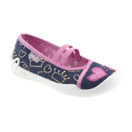Încălțăminte pentru copii Befado 116X247 galben roz albastru marin 2