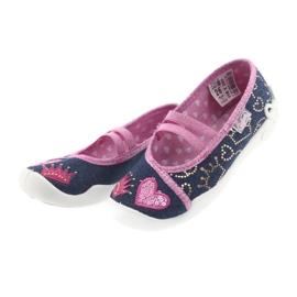 Încălțăminte pentru copii Befado 116X247 galben roz albastru marin 6