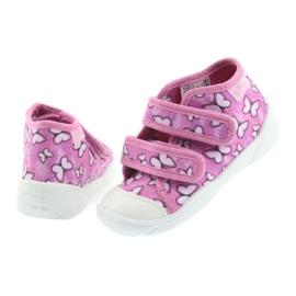 Încălțăminte pentru copii Befado 212P060 violet roz 4