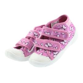Încălțăminte pentru copii Befado 212P060 violet roz 3