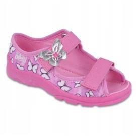 Încălțăminte pentru copii Befado 969X134 roz 1
