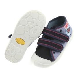 Adidași Befado încălțăminte pentru copii 212P057 roșu albastru marin albastru 5