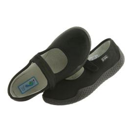 Befado femei pantofi - tineri 197D002 negru 6