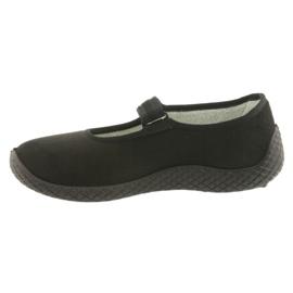 Befado femei pantofi - tineri 197D002 negru 3