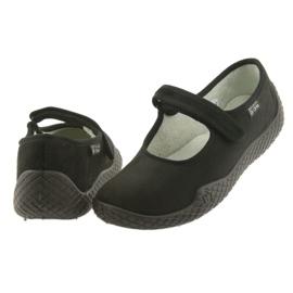 Befado femei pantofi - tineri 197D002 negru 5