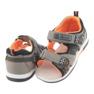 Sandale pentru bărbați American Club DR13 gri 4