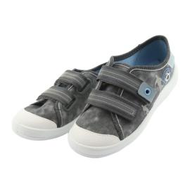 Pantofi pentru copii Befado 672X062 gri 3