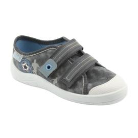 Pantofi pentru copii Befado 672X062 gri 1
