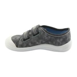 Pantofi pentru copii Befado 672X062 gri 2