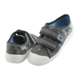 Pantofi pentru copii Befado 672X062 gri 4