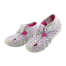 Încălțăminte pentru copii Befado 190P087 violet gri 4