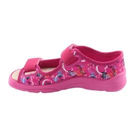 Încălțăminte pentru copii Befado 869X132 roz 3