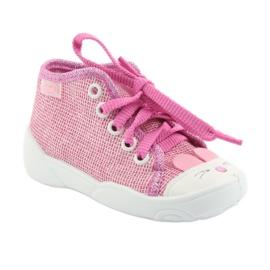 Încălțăminte pentru copii Befado 218P060 roz 1