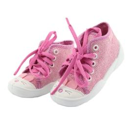Încălțăminte pentru copii Befado 218P060 roz 3