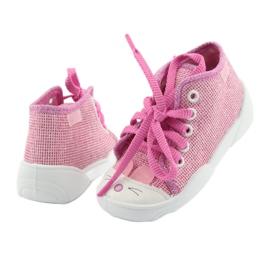 Încălțăminte pentru copii Befado 218P060 roz 4