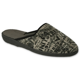 Pantofi pentru tineret Befado 201Q091 gri 1