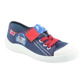 Încălțăminte pentru copii Befado 251Y101 roșu albastru marin albastru 1