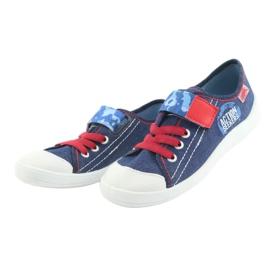 Încălțăminte pentru copii Befado 251Y101 roșu albastru marin albastru 3