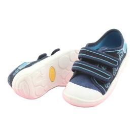 Încălțăminte pentru copii Befado 907P102 albastru albastru marin 5