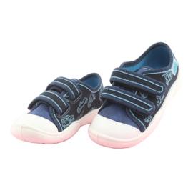 Încălțăminte pentru copii Befado 907P102 albastru albastru marin 3