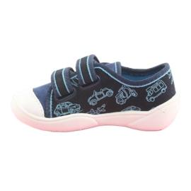 Încălțăminte pentru copii Befado 907P102 albastru albastru marin 2
