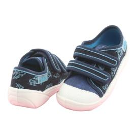 Încălțăminte pentru copii Befado 907P102 albastru albastru marin 4