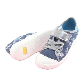 Încălțăminte pentru copii Befado 251Y125 gri albastru marin 5