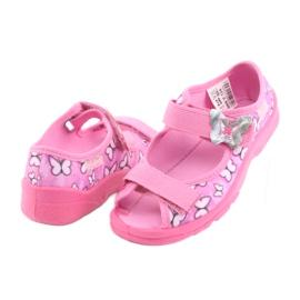 Încălțăminte pentru copii Befado 969X134 roz 5
