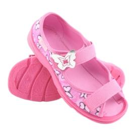 Încălțăminte pentru copii Befado 969X134 roz 4