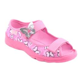Încălțăminte pentru copii Befado 969X134 violet roz 1