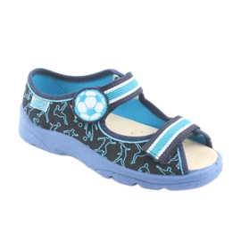 Încălțăminte pentru copii Befado 869X130 albastru albastru marin 1