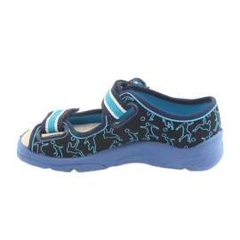 Încălțăminte pentru copii Befado 869X130 albastru albastru marin 2